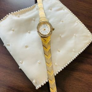 ♻️🌿Vintage | Sarah Coventry 1960s Watch